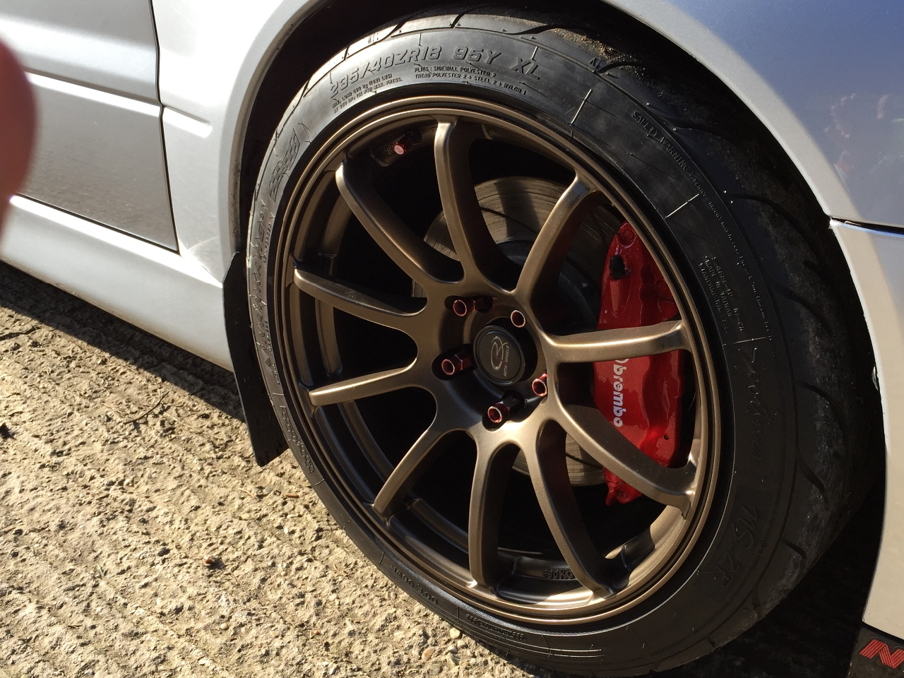 Speciality Colours Wheel Refurbishing