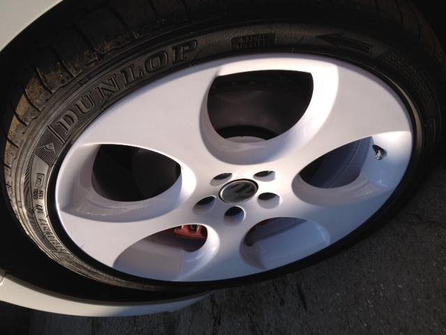 Standard Colours Wheel Refurbishing